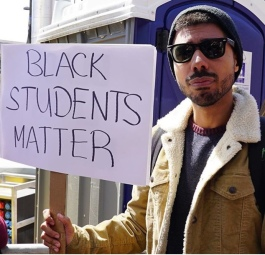 black students matter